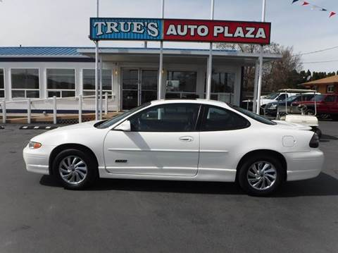 2002 Pontiac Grand Prix for sale at True's Auto Plaza in Union Gap WA