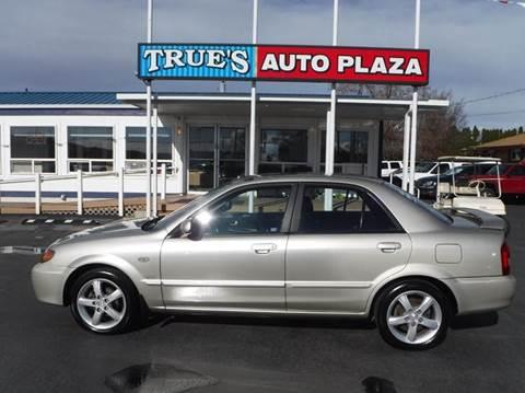 2003 Mazda Protege for sale at True's Auto Plaza in Union Gap WA