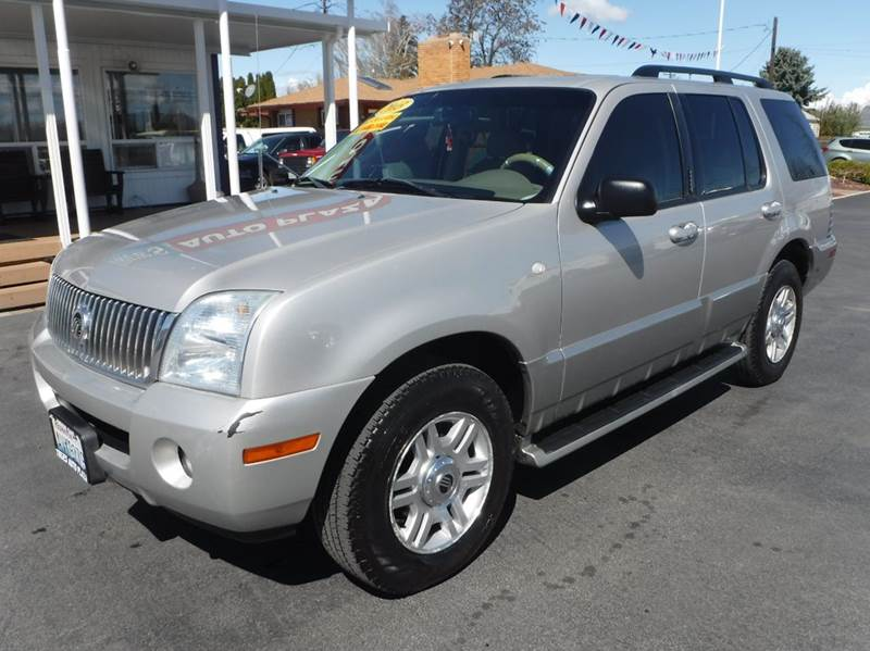 2003 Mercury Mountaineer for sale at True's Auto Plaza in Union Gap WA