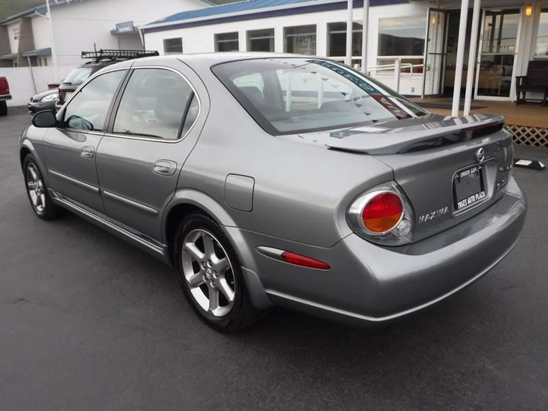 2003 Nissan Maxima for sale at True's Auto Plaza in Union Gap WA