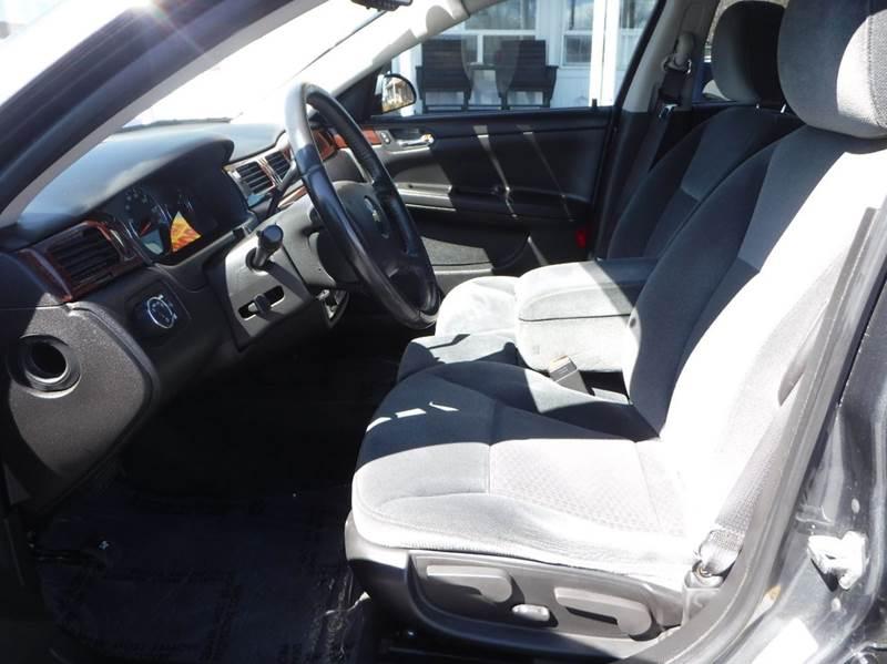2010 Chevrolet Impala for sale at True's Auto Plaza in Union Gap WA