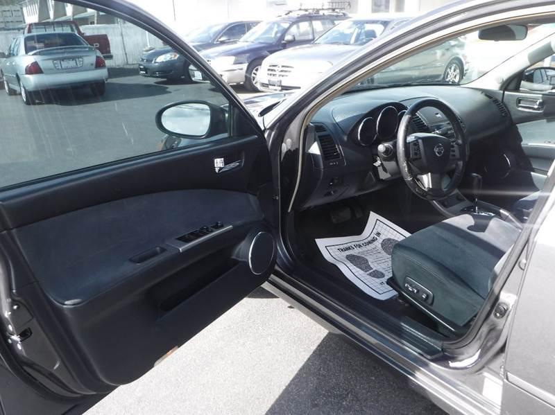 2005 Nissan Altima for sale at True's Auto Plaza in Union Gap WA