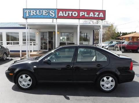 2001 Volkswagen Jetta for sale at True's Auto Plaza in Union Gap WA