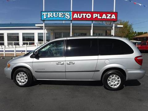 2001 Dodge Grand Caravan for sale at True's Auto Plaza in Union Gap WA