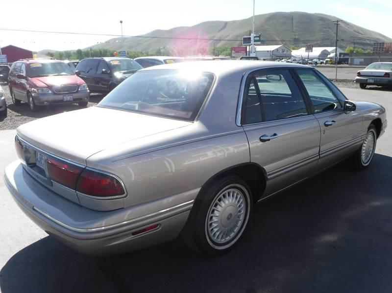 1997 Buick LeSabre for sale at True's Auto Plaza in Union Gap WA