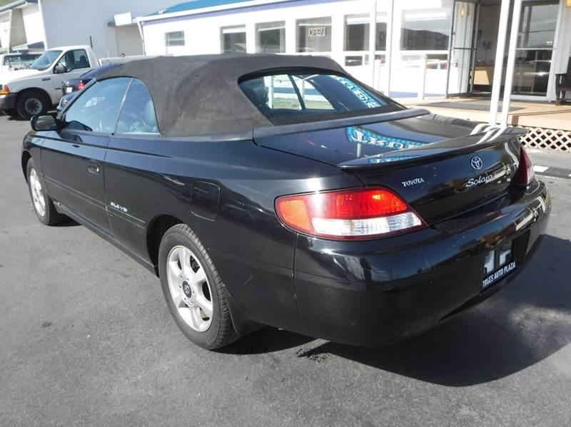 2001 Toyota Camry Solara for sale at True's Auto Plaza in Union Gap WA