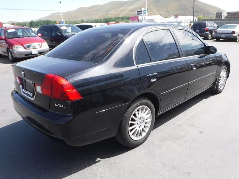 2001 Acura el for sale at True's Auto Plaza in Union Gap WA