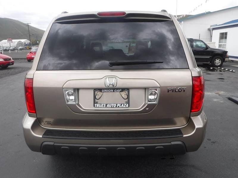 2005 Honda Pilot for sale at True's Auto Plaza in Union Gap WA