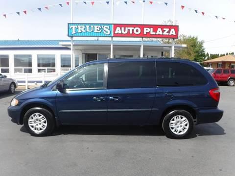 2002 Dodge Grand Caravan for sale at True's Auto Plaza in Union Gap WA