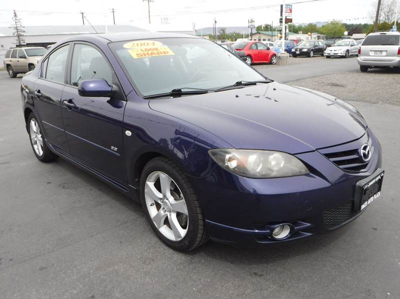 2004 Mazda MAZDA3 for sale at True's Auto Plaza in Union Gap WA