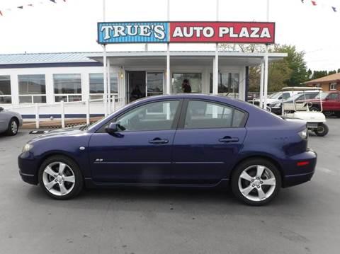 2004 Mazda MAZDA3 for sale at True's Auto Plaza in Union Gap WA