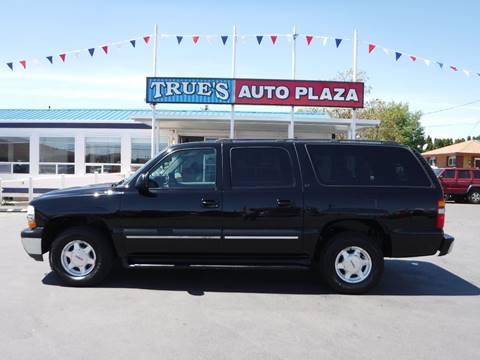 2003 Chevrolet Suburban for sale at True's Auto Plaza in Union Gap WA