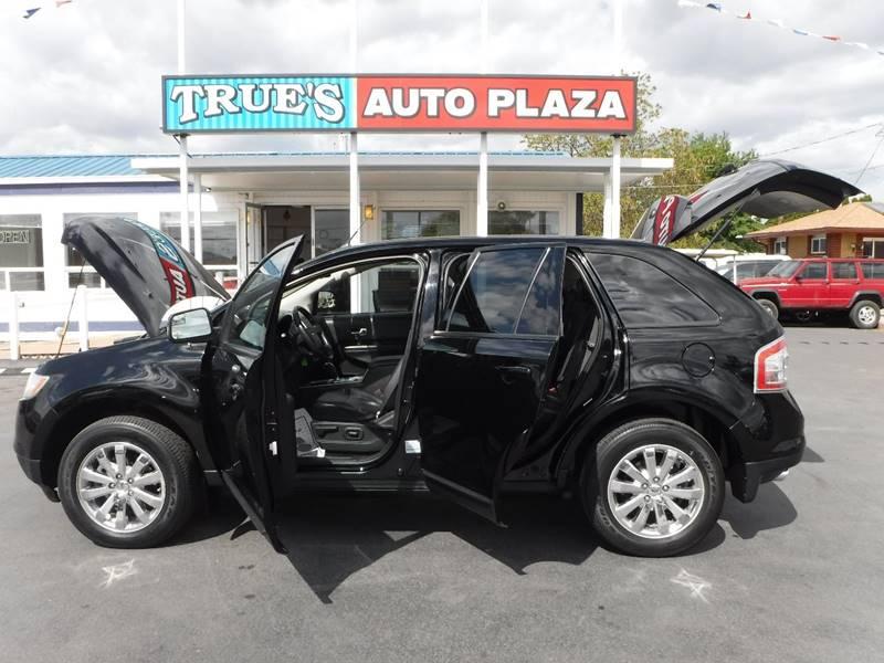 2009 Ford Edge for sale at True's Auto Plaza in Union Gap WA