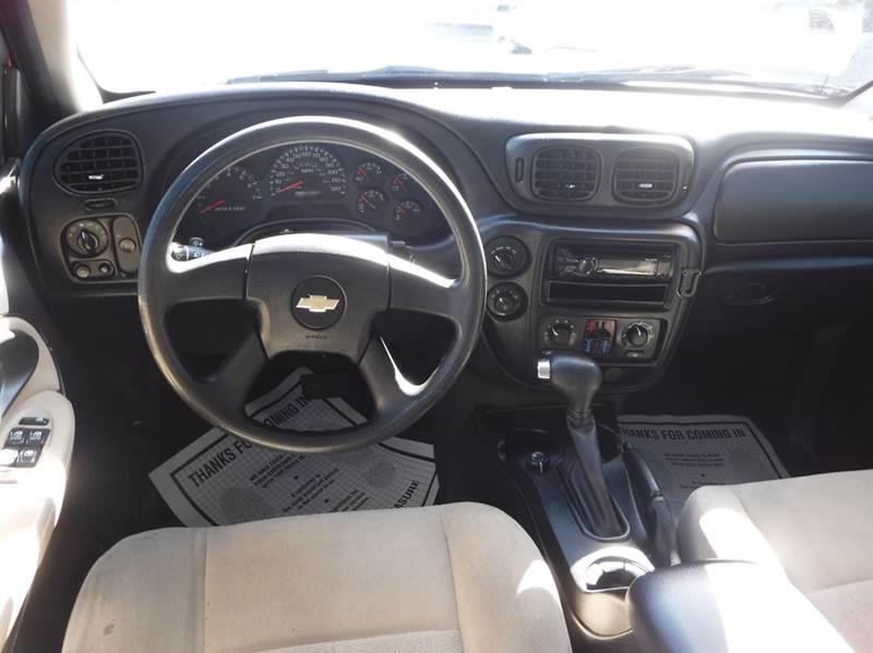 2005 Chevrolet TrailBlazer EXT for sale at True's Auto Plaza in Union Gap WA