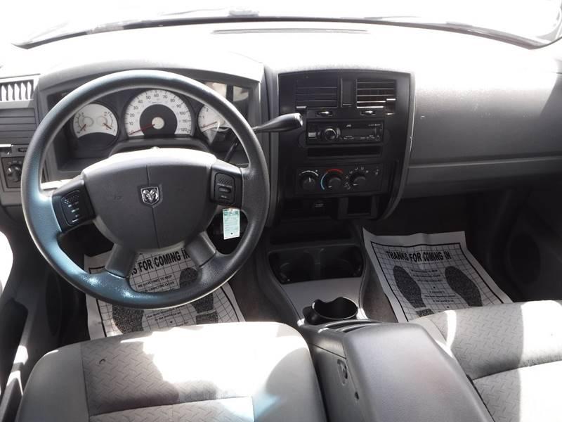 2007 Dodge Dakota for sale at True's Auto Plaza in Union Gap WA