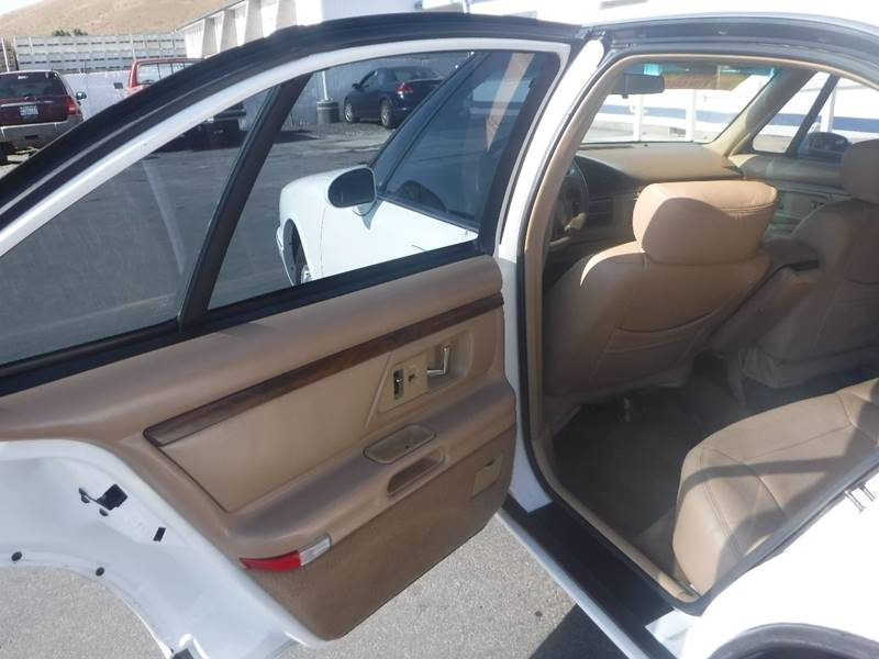 1998 Oldsmobile Eighty-Eight for sale at True's Auto Plaza in Union Gap WA