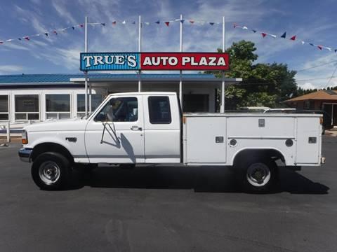 1995 Ford F-250 for sale at True's Auto Plaza in Union Gap WA