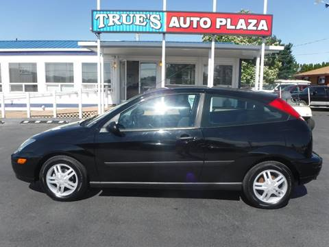 2001 Ford Focus for sale at True's Auto Plaza in Union Gap WA