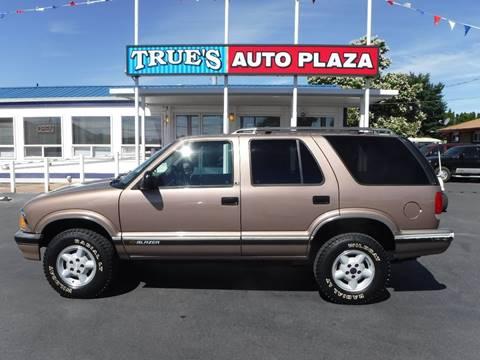 1997 Chevrolet Blazer for sale at True's Auto Plaza in Union Gap WA
