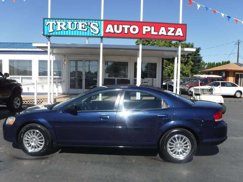 2005 Chrysler Sebring for sale at True's Auto Plaza in Union Gap WA