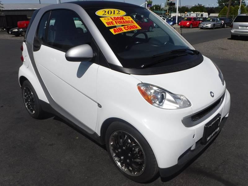 2012 Smart fortwo for sale at True's Auto Plaza in Union Gap WA