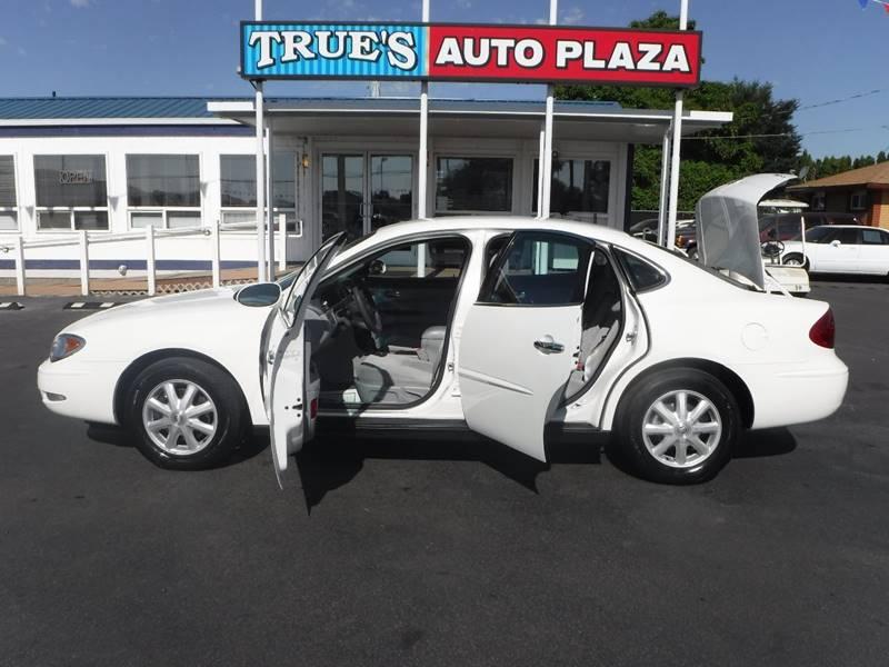 2005 Buick LaCrosse for sale at True's Auto Plaza in Union Gap WA