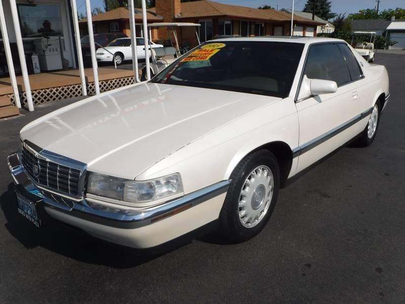 1993 Cadillac Eldorado for sale at True's Auto Plaza in Union Gap WA