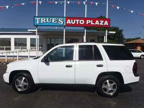 2008 Chevrolet TrailBlazer for sale at True's Auto Plaza in Union Gap WA
