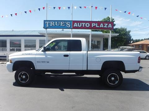 2000 Dodge Ram Pickup 1500 for sale at True's Auto Plaza in Union Gap WA