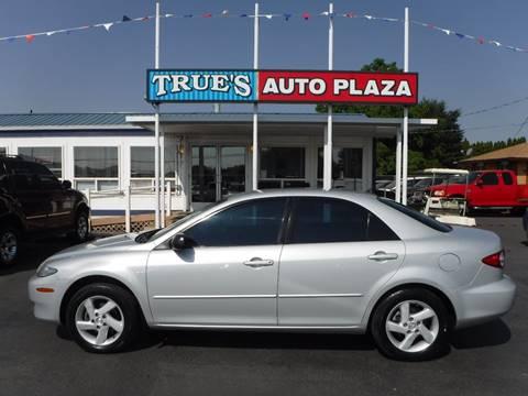 2004 Mazda MAZDA6 for sale at True's Auto Plaza in Union Gap WA