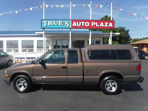 2000 Chevrolet S-10 for sale at True's Auto Plaza in Union Gap WA