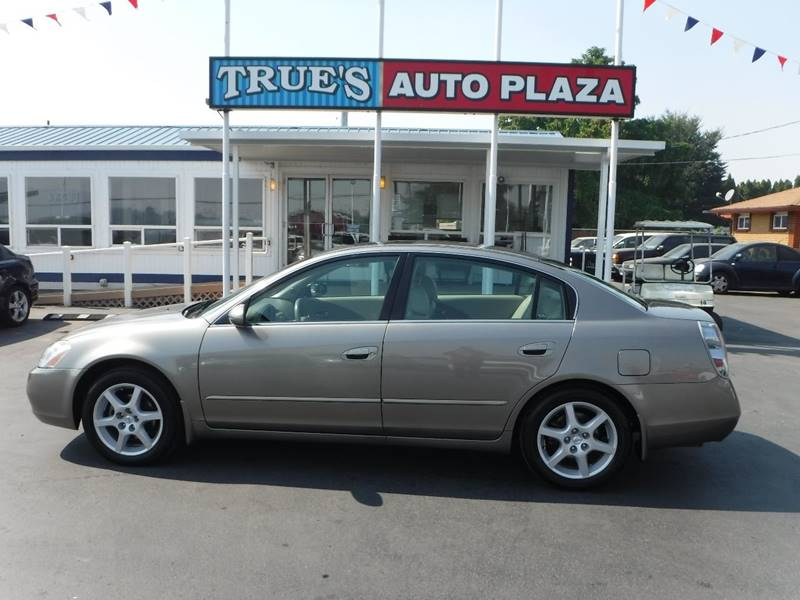 2003 Nissan Altima For Sale At Trueu0027s Auto Plaza In Union Gap WA