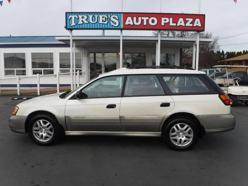 2002 Subaru Outback In Union Gap Wa Trues Auto Plaza