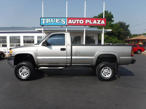 2001 GMC Sierra 2500HD for sale in Union Gap, WA