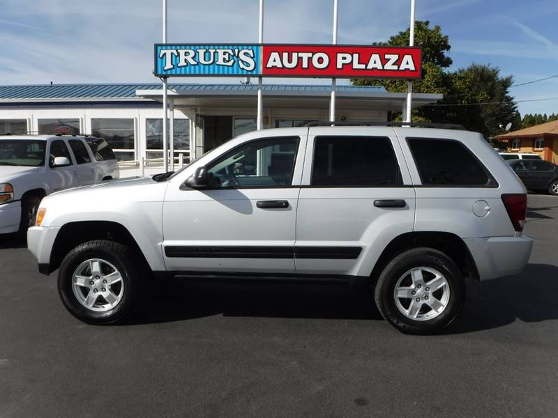 2006 Jeep Grand Cherokee For Sale At Trueu0027s Auto Plaza In Union Gap WA