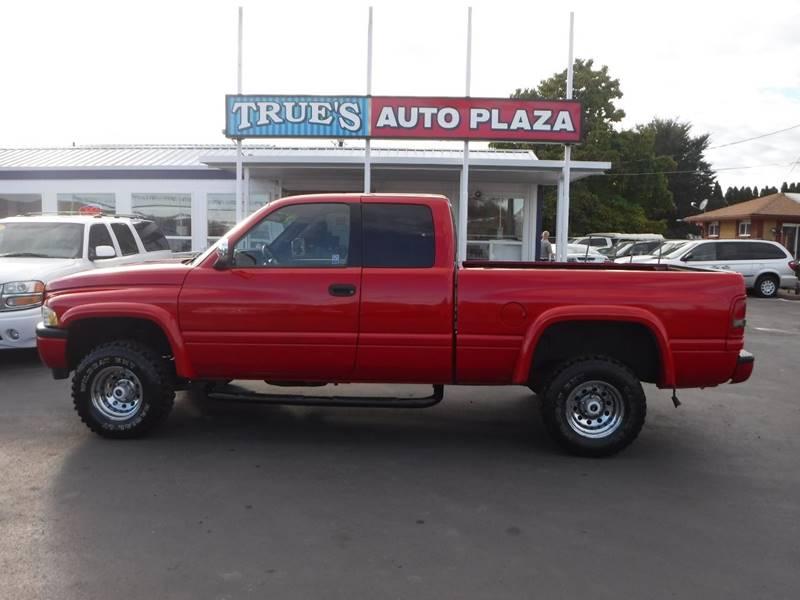 1997 Dodge Ram Pickup 1500 St In Union Gap Wa Trues Auto Plaza