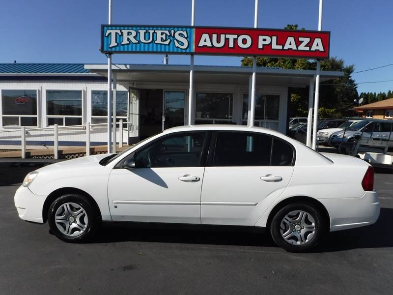 2007 Chevrolet Malibu For Sale At Trueu0027s Auto Plaza In Union Gap WA