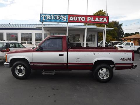 1989 GMC Sierra 2500 for sale in Union Gap, WA