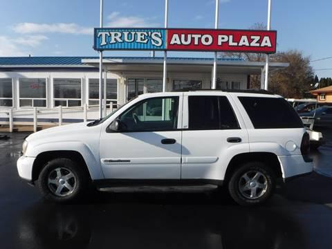 Chevrolet Trailblazer For Sale In Union Gap Wa Trues Auto Plaza