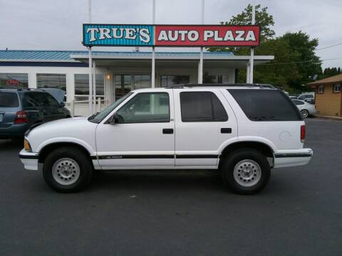 used 1996 chevrolet blazer for sale in jackson mi carsforsale com carsforsale com
