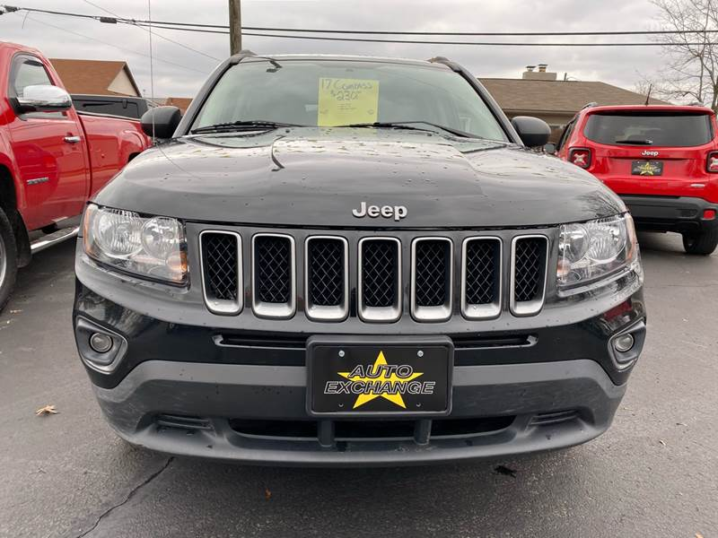 2017 Jeep Compass Sport SE 4dr SUV - The Plains OH