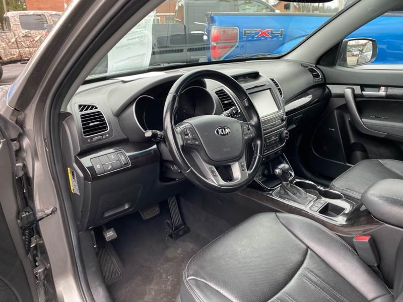 2014 Kia Sorento AWD EX 4dr SUV (V6) - The Plains OH