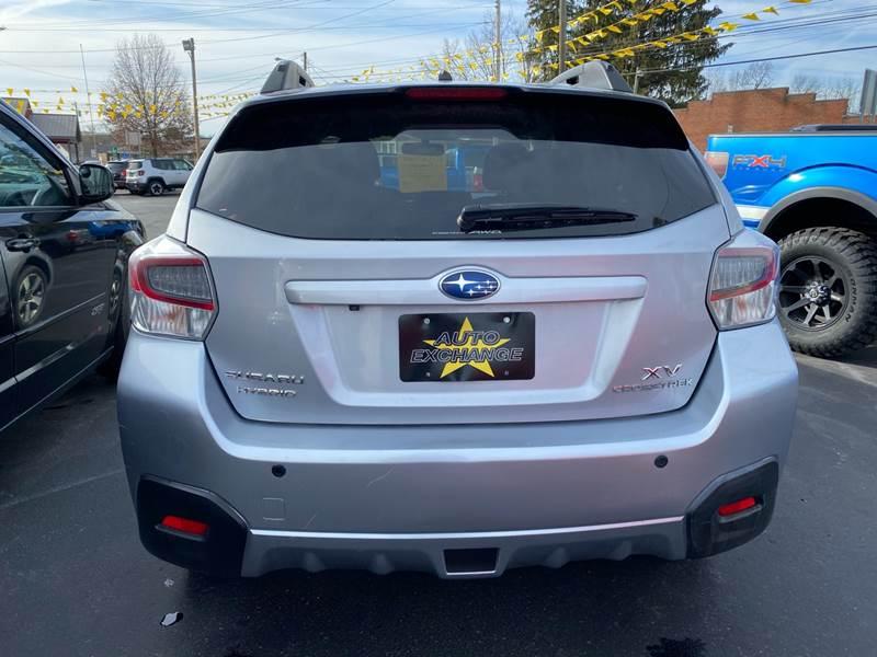2015 Subaru XV Crosstrek AWD Hybrid 4dr Crossover - The Plains OH