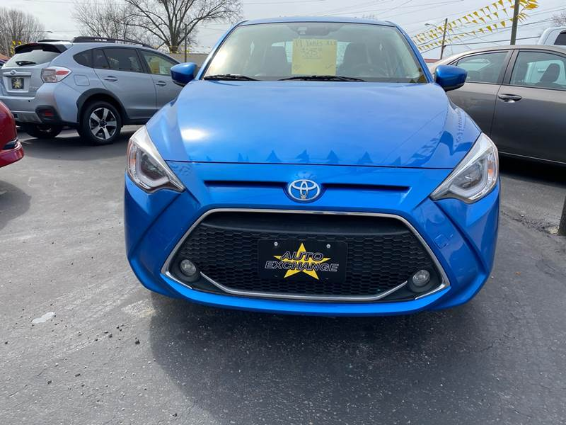 2019 Toyota Yaris XLE 4dr Sedan - The Plains OH
