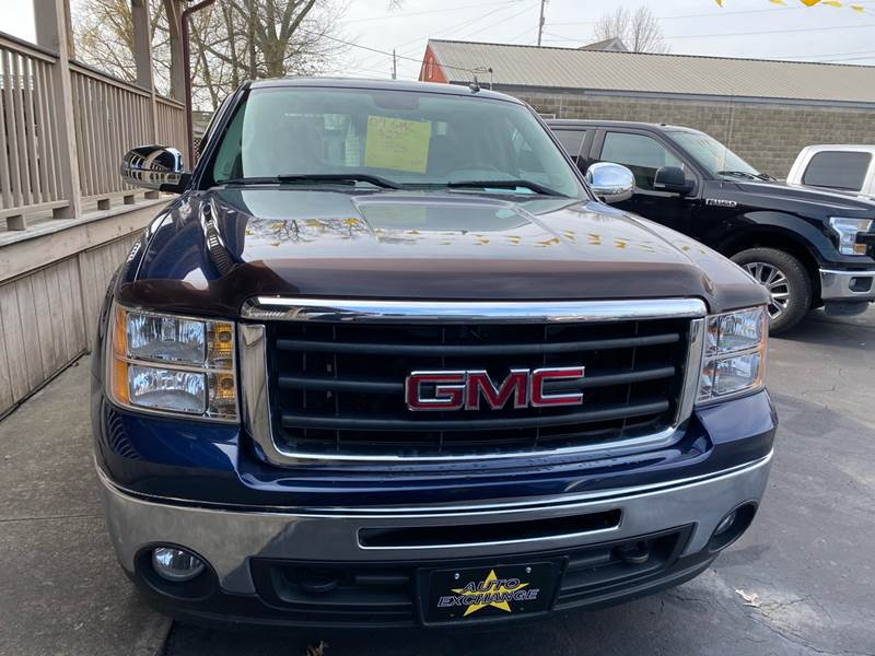 2009 GMC Sierra 1500 4x4 SL 4dr Extended Cab 6.5 ft. SB - The Plains OH