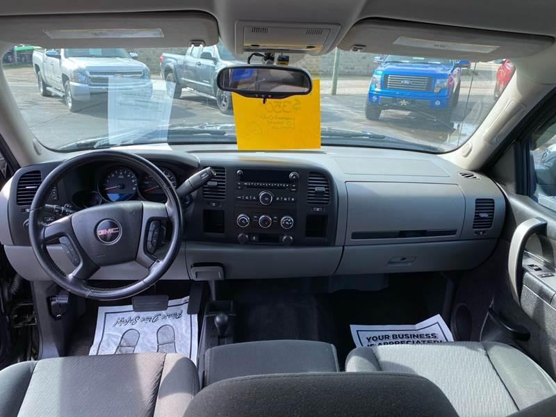 2013 GMC Sierra 1500 4x4 SL 4dr Crew Cab 5.8 ft. SB - The Plains OH