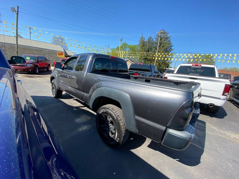 2011 Toyota Tacoma 4x4 4dr Access Cab 6.1 ft SB 5M - The Plains OH