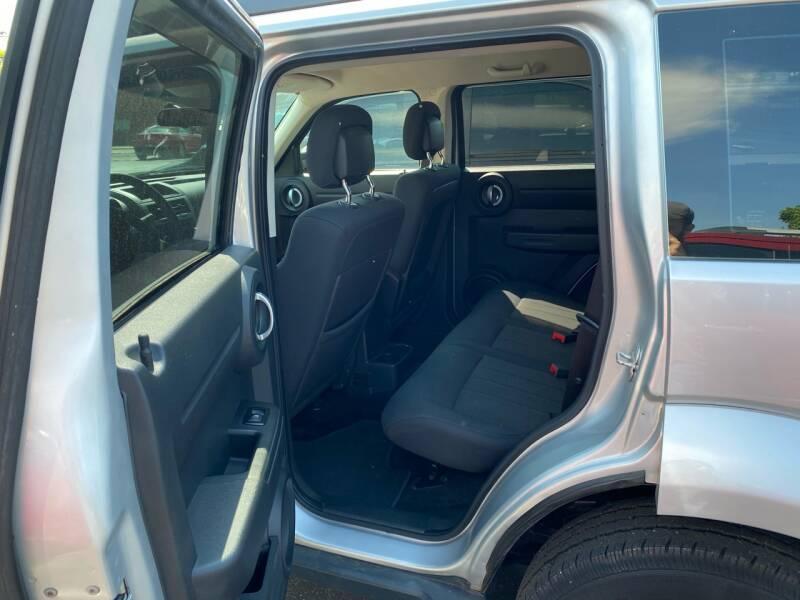 2011 Dodge Nitro 4x4 SE 4dr SUV - The Plains OH