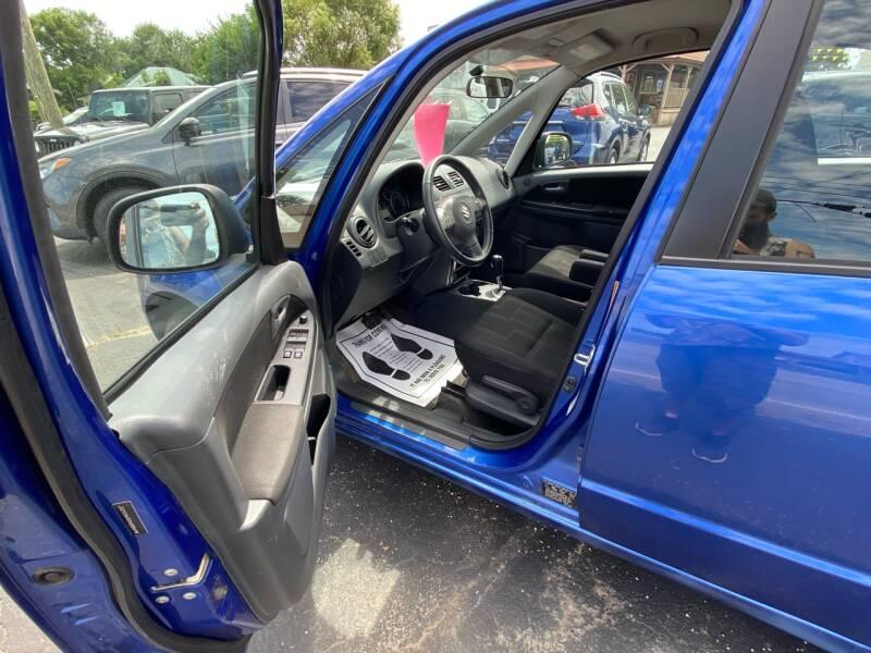 2012 Suzuki SX4 LE 4dr Sedan - The Plains OH