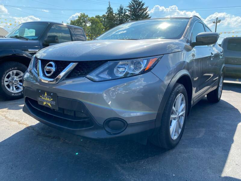 2017 Nissan Rogue Sport AWD SV 4dr Crossover - The Plains OH